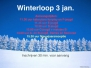 Winterloop en Nieuwjaarsreceptie 2016