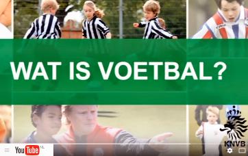 KNVB: wat is voetbal?