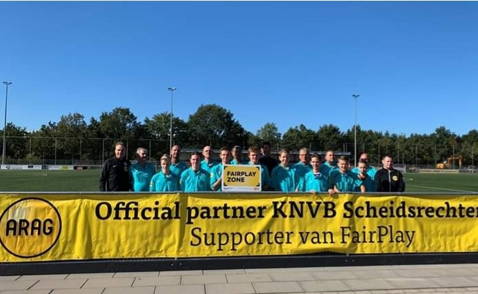 KNVB|ARAG Fairplay gecertificeerd