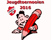 Inschrijven jeugdtoernooien 2016