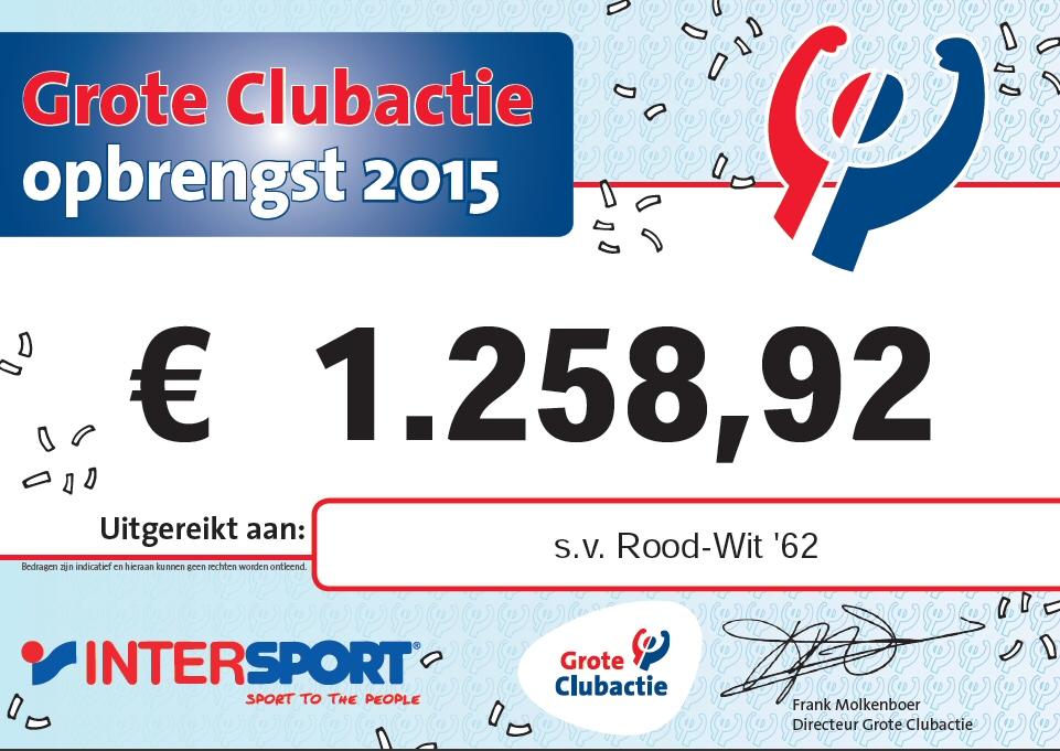 Grote Clubactie 2015